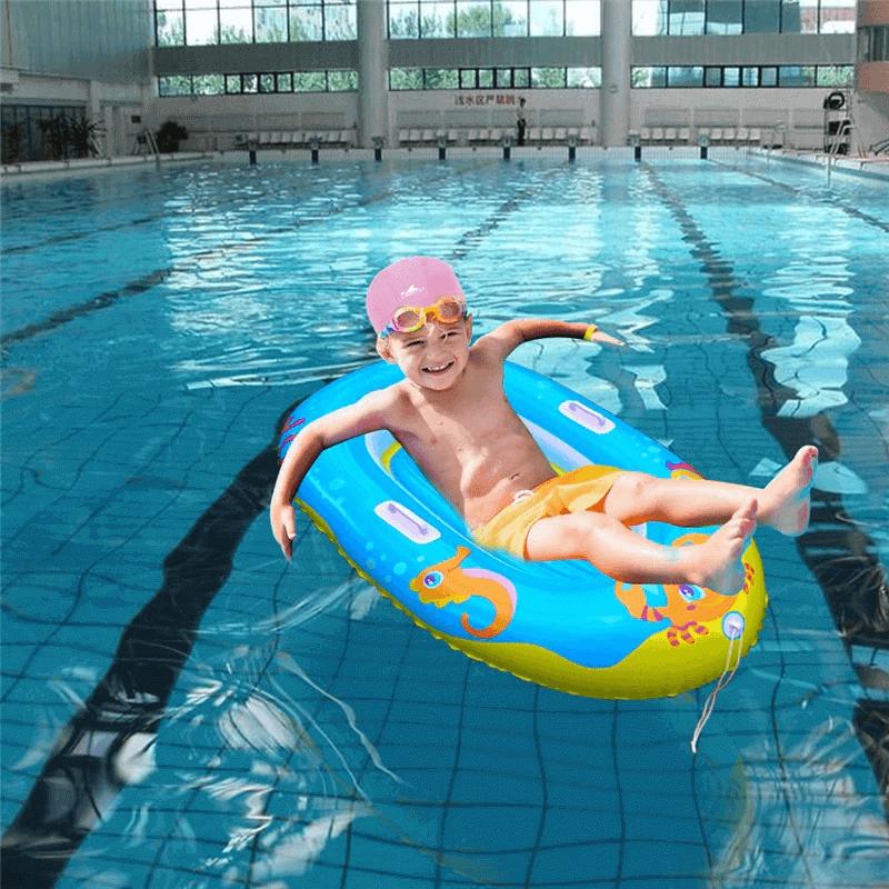 cartoon-boat-shaped-swimming-tube