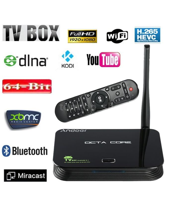92233fee2fb Buy Z4 Android Smart Kodi TV Box Quad Core in Pakistan
