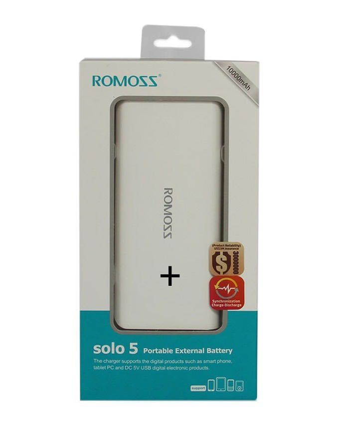 Romoss-power-Bank-Solo-3-10000-MAH