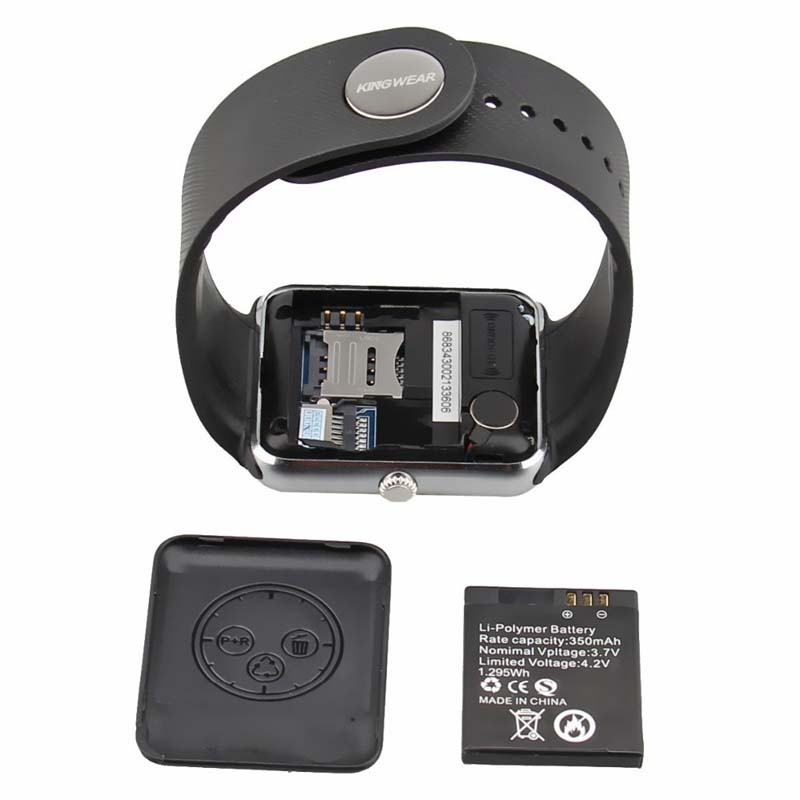 Apple Style iPhone Smart mobile Phone Bluetooth watch (W08)