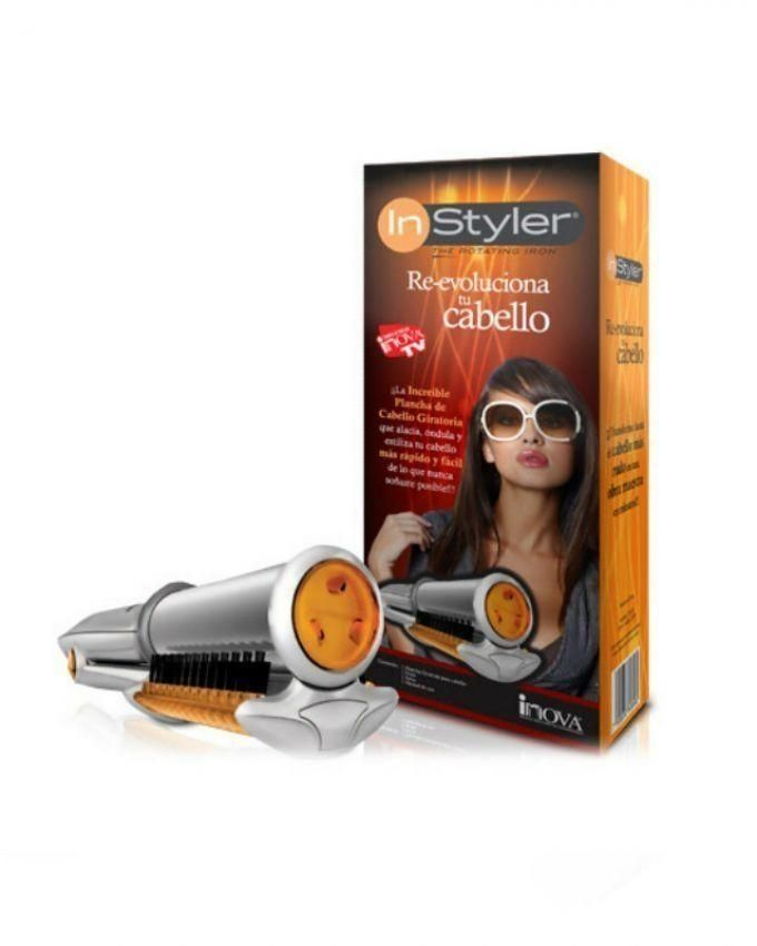 Instyler Hair Straightener