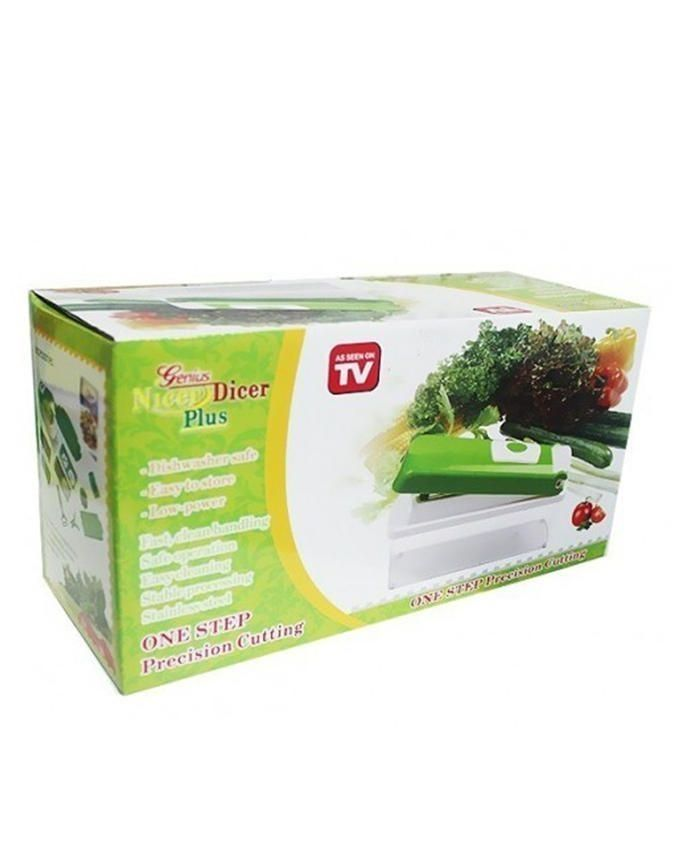 Nicer Dicer plus speedy chopper--Perfect Kitchen Accessory