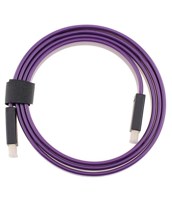 Hdmi Flat Cable Ult Unit 1.4V 3m 2k.4k Purple