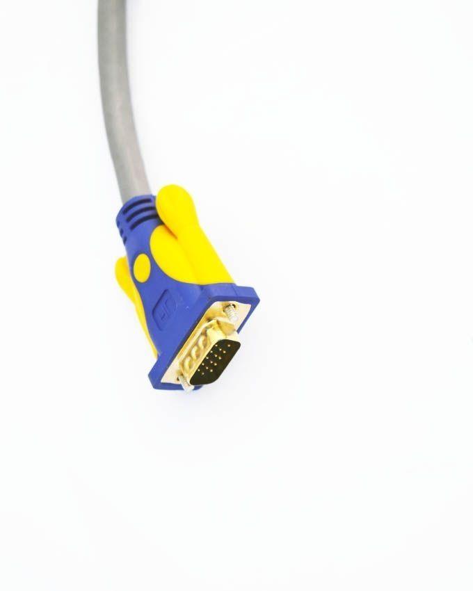 VGA Grey Pure Copper Cable 5m