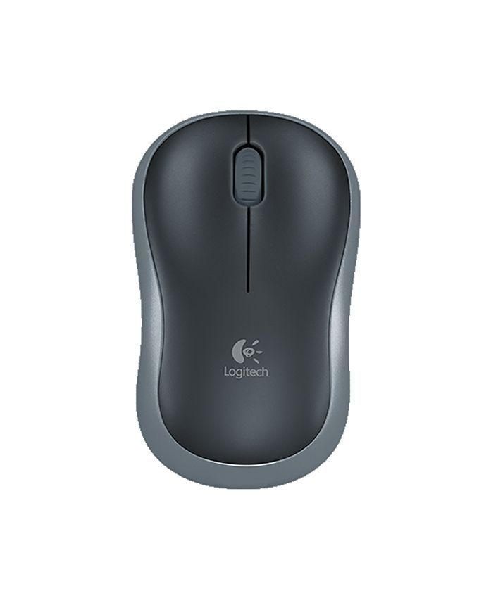 M185 Wireless Mini Mouse USB - (Gray, Blue, Red)