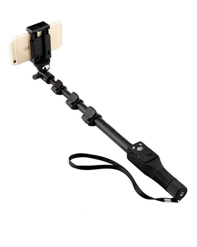YT-1288 Selfie Monopod Extendable Handheld Pole for iPhone