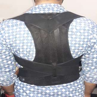 Posture Corrector Back Brace Adjustable Straightener