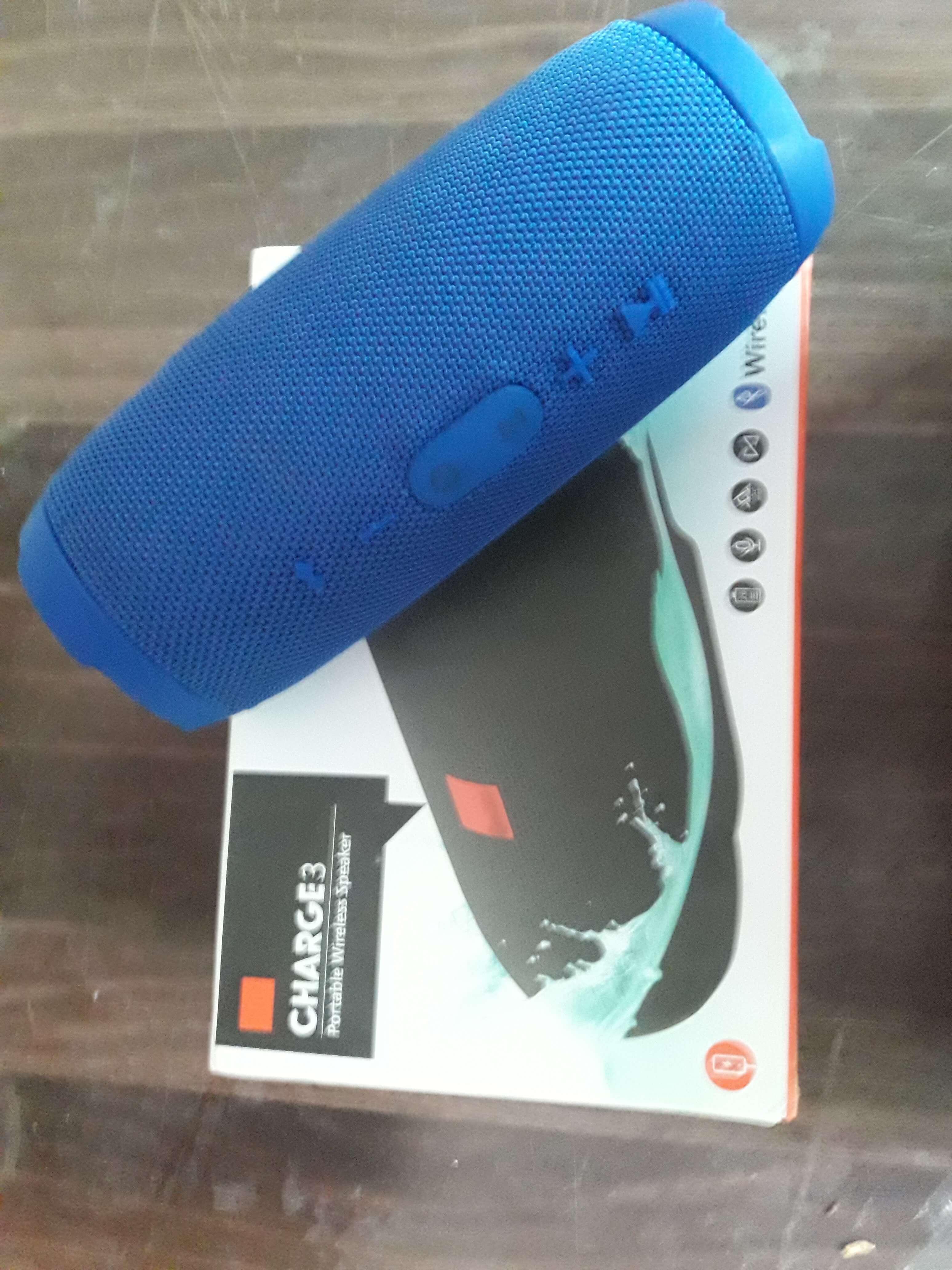 JBL Charge3+ Bluetooth Speaker