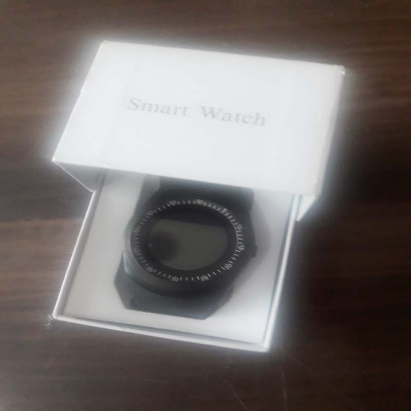 Smart Watch Y1 For IOS And Android With Camera