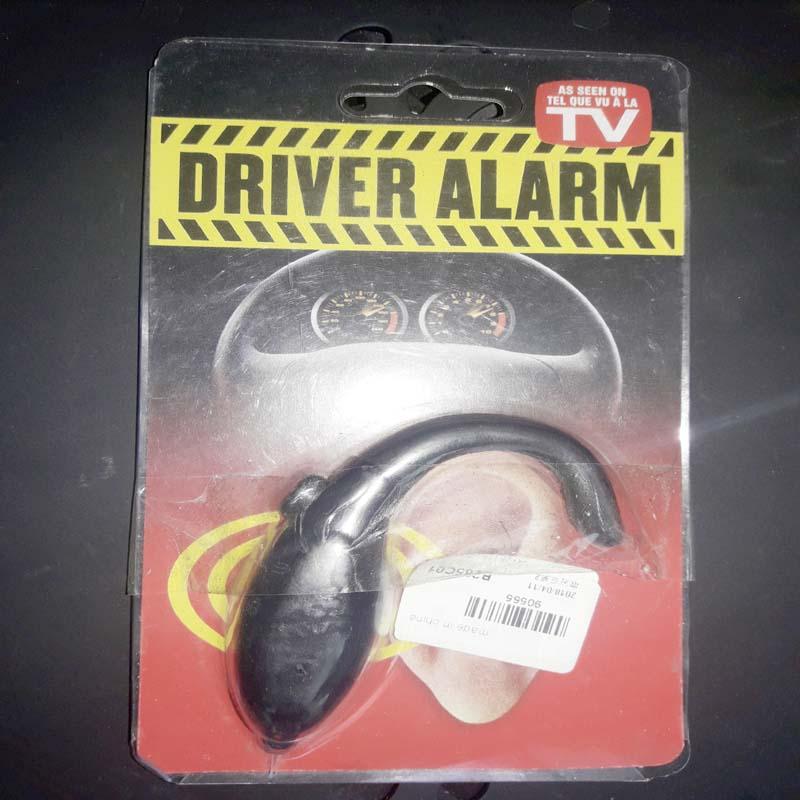 Anti-Sleep Drowsy Doze Nap Alert - Driving Awake Alarm