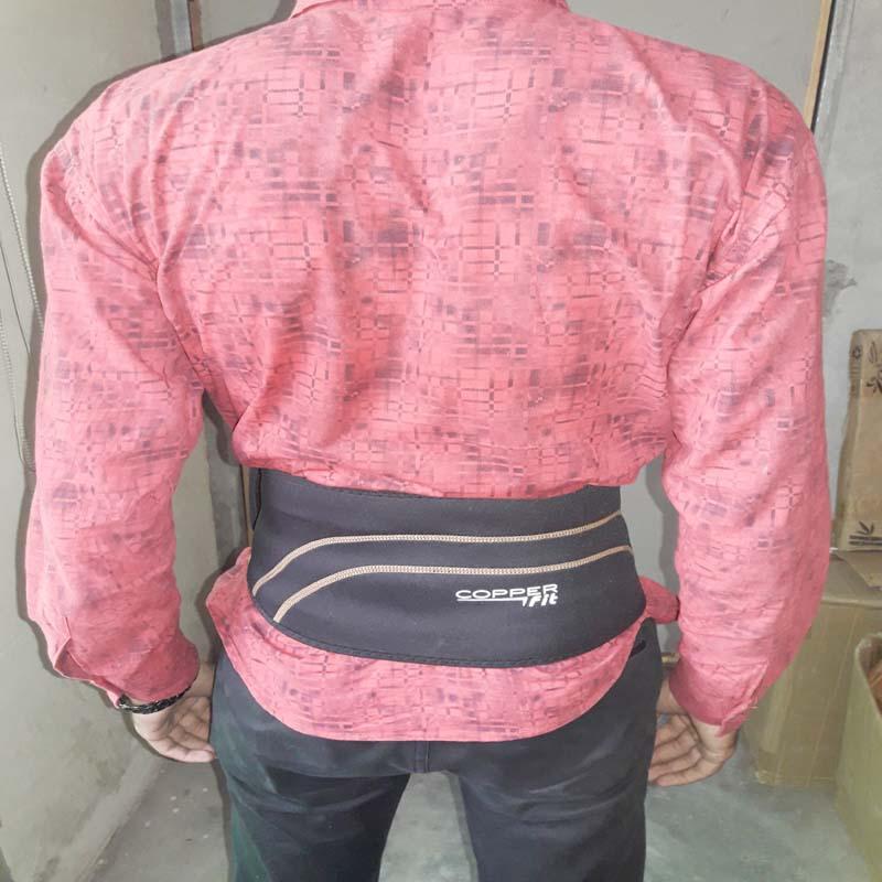Copper Fit Back Pro Lower Back Support Belt