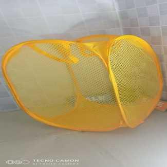 Mesh Laundry Basket (Small)