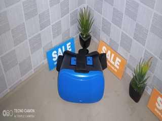 ONN VR Virtual Reality Headset -Blue