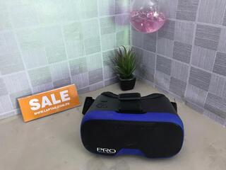 Virtual Reality Headset with Headphone and Remote- Tzumi-Black