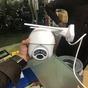 WIFI Outdoor HD Wireless  Waterproof PTZ IP Security Camera
