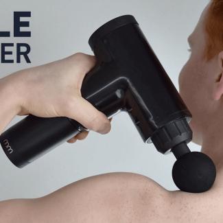 Mm – Muscle Massager Gun