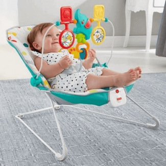 Fisher Price Colorful Baby Carnival Bouncer