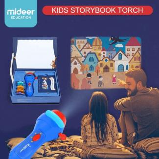 Kids Flashlight Storybook Projector