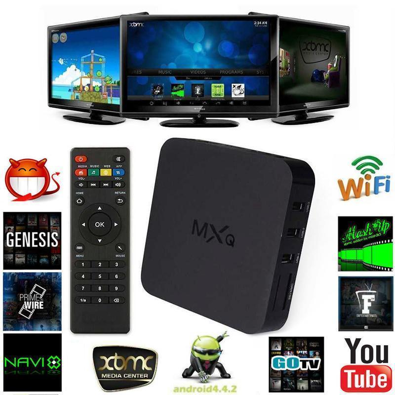 MXQ Android Smart Android TV Box